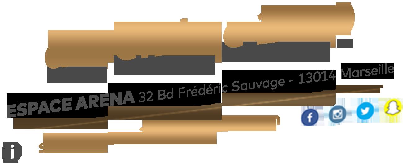 Salon du Mariage Oriental - Marseille - décembre 2020